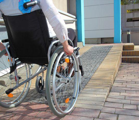 accès handicapés au cabinet dentaire