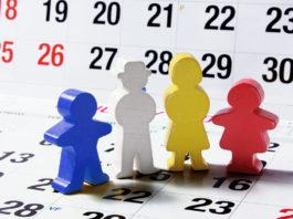 Les congés pour événements familiaux au cabinet dentaire en 2017/2018