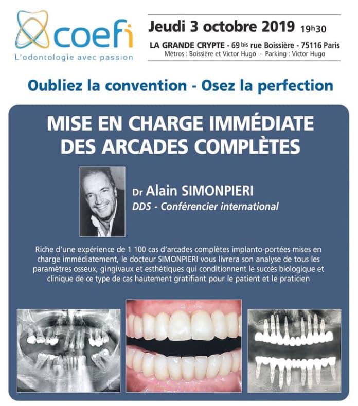 COEFI Alain Simonpieri